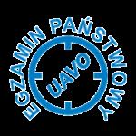 Logo Egzamin Państwowy UAVO