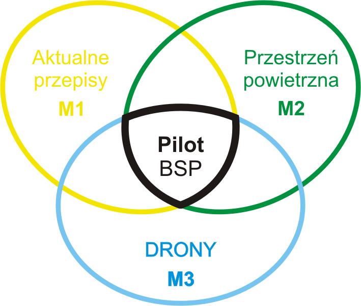 Dziedziny BSP Moduły Webinarów Dronowych