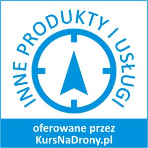 Inne produkty i usługi KursNaDrony.pl