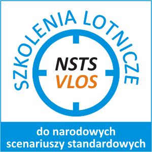 Szkolenia lotnicze dla kategorii szczególnej do scenariuszy NSTS w zakresie VLOS