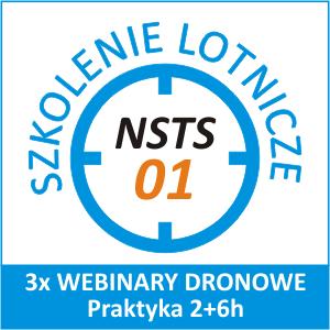Szkolenie Lotnicze NSTS-01 3WEBINARYplus8