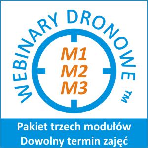 Pakiet WEBINARÓW DRONOWYCH